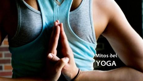 8 Mitos del Yoga
