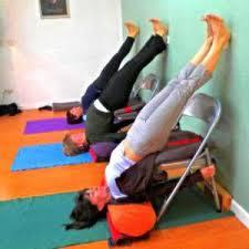 yoga silla