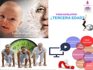 yoga evolutivo tercera edad