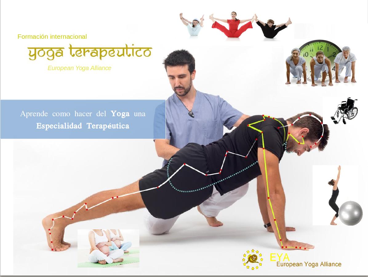 Yoga Terapeutico: formación en Alicante 2017 - Yoga Terapeutico