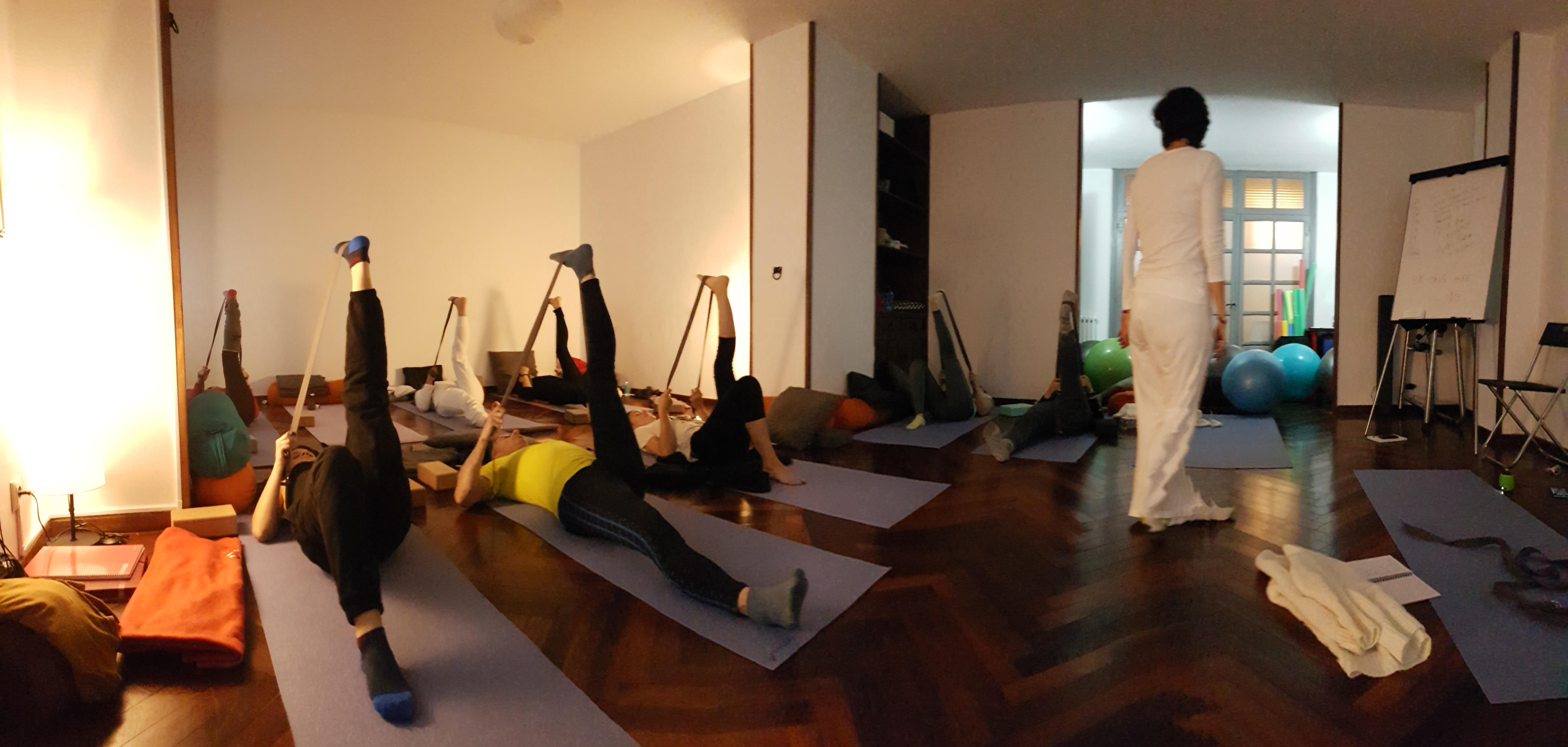 Yoga Terapeutico Galicia
