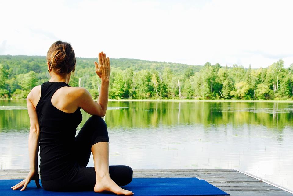 yoga y depresión