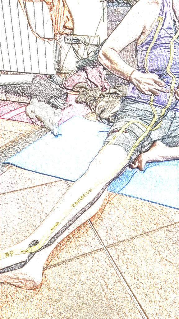 meridianos energeticos Yoga