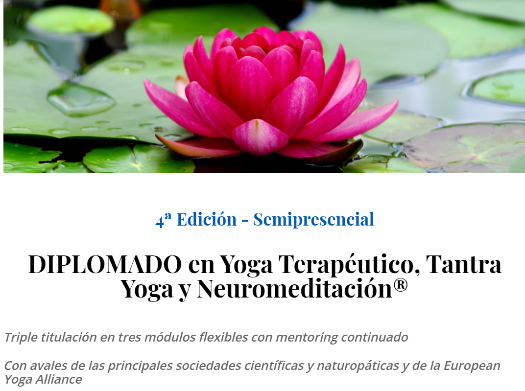 Diplomado Tantra yoga