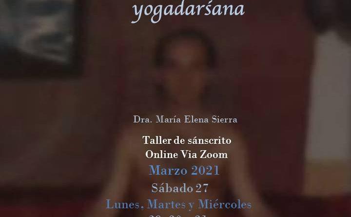 sanscrito y yoga
