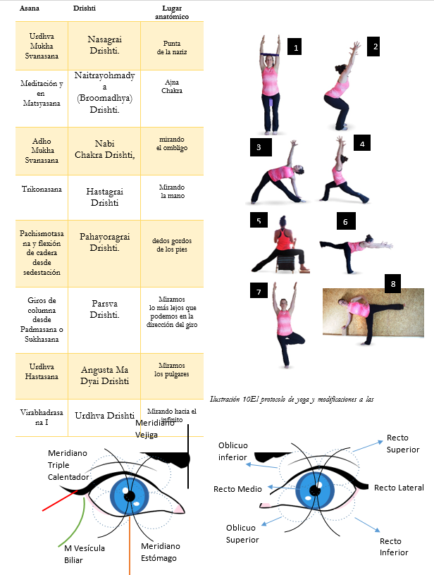 yoga ocular